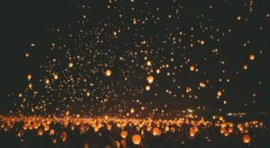 You Don't Want To Miss This Gorgeous Lantern Festival In Colorado This Year