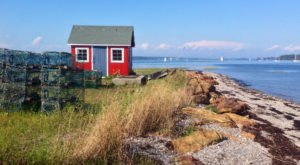 Some Of The Country's Most Magical Island Getaways Are Right Here In Maine