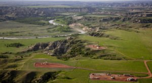 These 11 Aerial Views In North Dakota Will Leave You Mesmerized