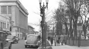 8 Vintage Photos Of Portland's Streets That Will Take You Back In Time