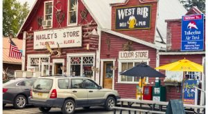 A Small Town In Alaska, Talkeetna Is One Of The Coolest In The U.S.