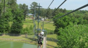 The Epic Zipline In Louisiana That Will Take You On An Adventure Of A Lifetime
