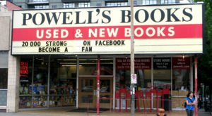 The World's Largest Independent Bookstore Is Right Here In Portland And You'll Want To Visit