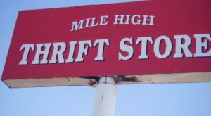 7 Incredible Thrift Stores In Denver Where You'll Find All Kinds Of Treasures
