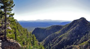 A Visit To Arizona's Mogollon Rim Will Enchant You Beyond Words