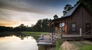 The Secluded Glampground In Mississippi That Will Take You A Million Miles Away From It All