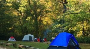 This Might Just Be The Most Beautiful Campground In All Of Arkansas