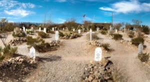 You've Never Seen A Cemetery Quite Like This One In Arizona