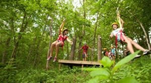 The Epic Zipline In Iowa That Will Take You On An Adventure Of A Lifetime