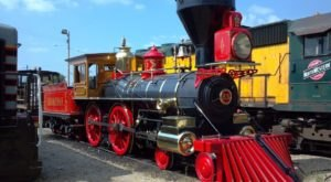 America's Largest Train Museum Is Right Here In Illinois And You'll Want To Visit