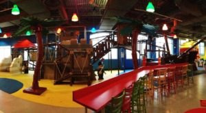 The Most Epic Indoor Playground In Illinois Will Bring Out The Kid In Everyone