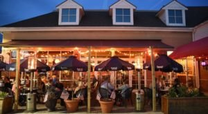 10 Massachusetts Restaurants With The Most Amazing Outdoor Patios You'll Love To Lounge On