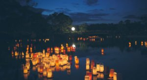 You Don't Want To Miss This Gorgeous Lantern Festival In Florida This Year
