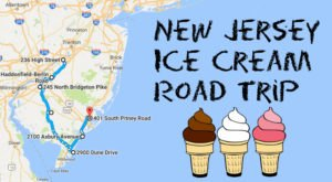This Mouthwatering Ice Cream Trail In New Jersey Is All You've Ever Dreamed Of And More