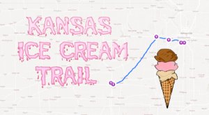 This Mouthwatering Ice Cream Trail In Kansas Is All You've Ever Dreamed Of And More