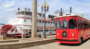 Take These 7 Charming Trolley Rides Through Kentucky For A Picture Perfect Day Trip