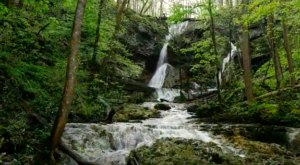 This is One of the Least Popular Waterfalls in Georgia and We Can't Fathom Why
