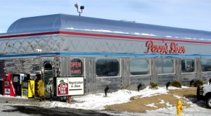 The Roadside Diner In Wyoming That Is A Favorite With The Locals