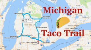 There's Nothing Better Than This Mouthwatering Taco Trail In Michigan