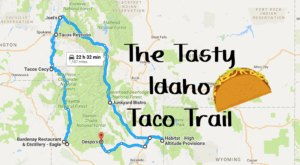 There's Nothing Better Than This Mouthwatering Taco Trail In Idaho