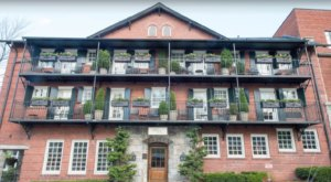 The Unique North Carolina Inn That Will Transport You Straight To Europe