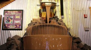 The World's Largest Chocolate Waterfall Is Right Here In Alaska And You'll Want To Visit