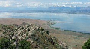You'll Have An Eagle Eye's View From This Utah Vantage Point
