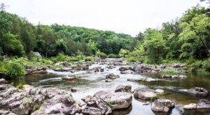This Might Just Be The Most Beautiful Campground In All Of Missouri