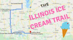 This Mouthwatering Ice Cream Trail In Illinois Is The Sweetest Adventure In The State