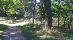 You'll Want To Take This Picture Perfect River Trail Through Illinois