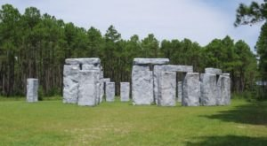 Most People Don't Know There's A Little Stonehenge In Alabama