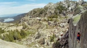 These 6 Rock Climbing Adventures In Nevada Are Downright Inspiring