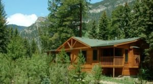 The Secluded Glampground Near Denver That Will Take You A Million Miles Away From It All