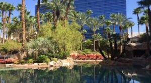 The 11 Most Unique Hotel Swimming Pools In Nevada You'll Absolutely Love