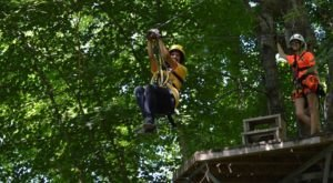 The Epic Zipline In Illinois That Will Take You On An Adventure Of A Lifetime