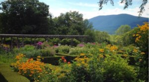 The Secret Garden In Vermont You're Guaranteed To Love