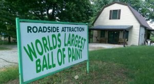 This Roadside Attraction In Indiana Is The Most Unique Thing You've Ever Seen