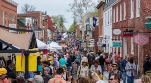 The 13 Best Small-Town Festivals Near Washington DC You've Never Heard Of