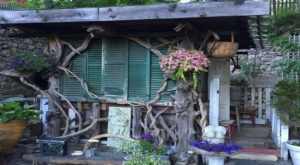 You'll Never Want To Leave This Whimsical Cottage Restaurant In Massachusetts