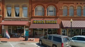 The Small Town Drugstore In Oklahoma That's One Of The Last Of Its Kind