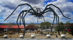 11 Strange Spots In New Mexico That Will Make You Stop And Look Twice