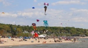 This Incredible Kite Festival In Michigan Is A Must-See