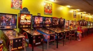 The World's Largest Arcade Museum Is Right Here In New Hampshire And It's Truly Epic