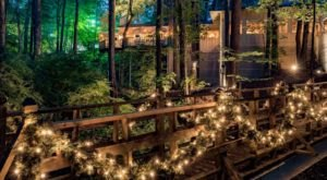 A Beautiful Restaurant Tucked Away In The North Carolina Woods, Ryan's Is A Delightful Place To Eat