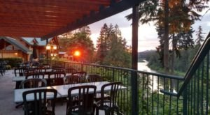 The Beautiful Restaurant Tucked Away In An Oregon Forest Most People Don't Know About
