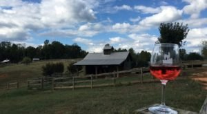 The North Carolina Winery That's Picture Perfect For A Day Trip