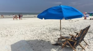 An Underrated Getaway In South Carolina, Coligny Beach Park Has The Whitest, Most Pristine Sand
