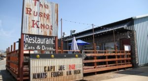 It's Impossible Not To Love This Rustic Restaurant In Oklahoma