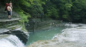 The Incredible Spring-Fed Pool Near Buffalo You Absolutely Need To Visit