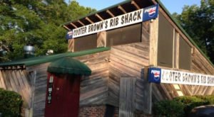 The Funky Rib Shack In Alabama That Is Totally Worth The Drive